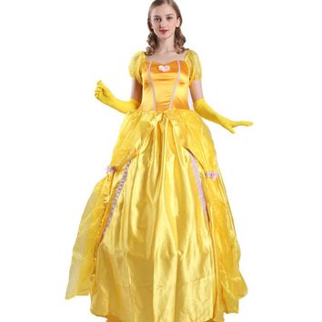 Halloween Costume Princess Dress [2208093339746]