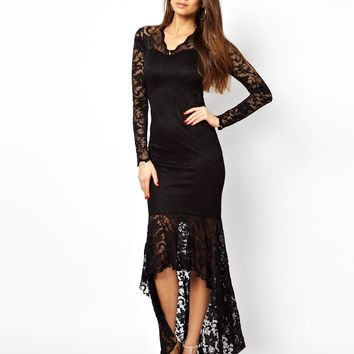 Jessica Wright Kayla Maxi Dress