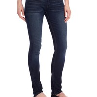 Levi's Junior's 524 Skinny Jean, Indigo Desert, 28/7 Medium