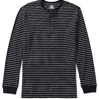 Roundtree & Yorke Striped Henley