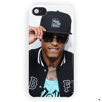 August Alsina R&B Hip Hop Music  For iPhone 5 / 5S / 5C Case