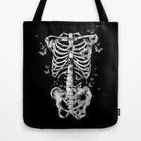 Inner Peace Tote Bag by Kristy Patterson Design