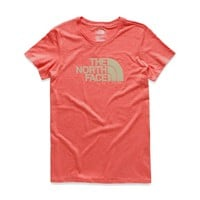 Women's Half Dome Tri-Blend Crew Tee by The North Face