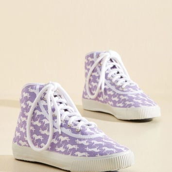 Everyday Energetic Sneaker in Purple Unicorn