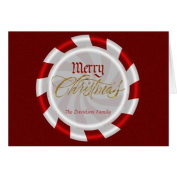 Peppermint Candy Merry Christmas Collection