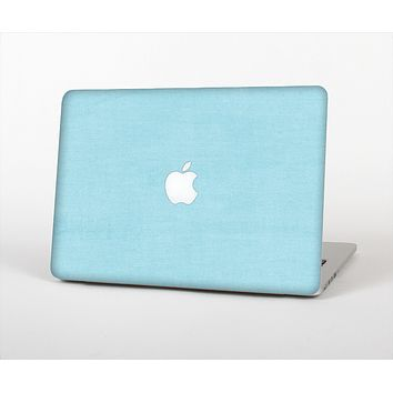 "The Vintage Blue Surface Skin Set for the Apple MacBook Pro 13"" with Retina Display"