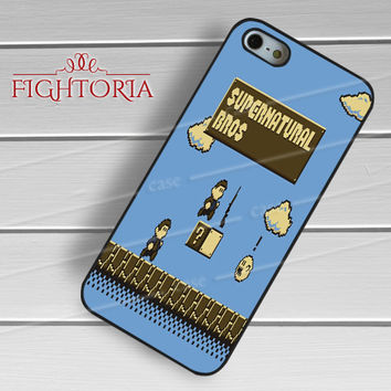 Supernatural Bros - zDzD for  iPhone 6S case, iPhone 5s case, iPhone 6 case, iPhone 4S, Samsung S6 Edge