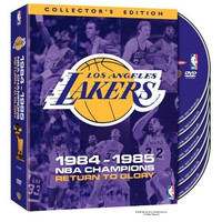 Nba Los Angeles Lakers 1985 Champs: Return To Glory
