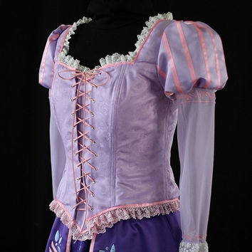 Adult Rapunzel Custom Costume