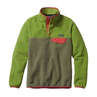Patagonia Women's Lightweight Synchilla® Snap-T® Pullover   Spanish Moss