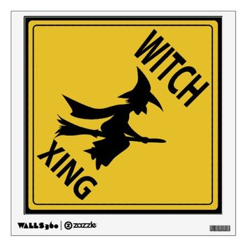Witch Xing Wall Graphic