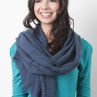 Autumn Clouds Scarf