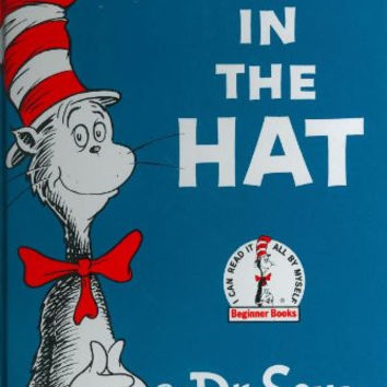 The Cat In The Hat Book & CD, Dr. Seuss