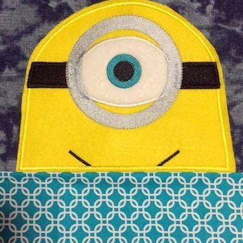 Despicable Me Minion Drawstring Back Pack
