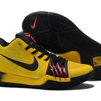 "Nike Kyrie Irving 3 ""Bruce Lee"" Sport Shoes US7-12"