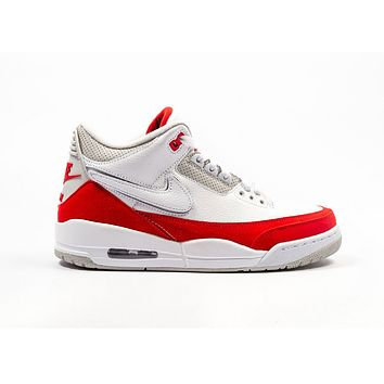 Air Jordan Men's 3 III Tinker Air Max 1 University Red White