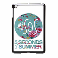 5 Seconds Of Summer Floral Pink iPad Mini 2 Case