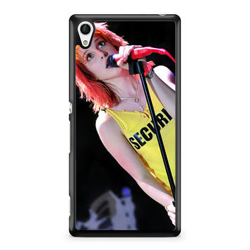 Hayley Williams Paramore Singer Sony Xperia Z4 Case