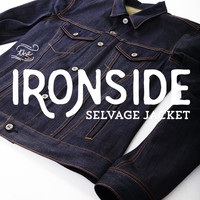 The Ironside 15oz Selvage Denim Jacket