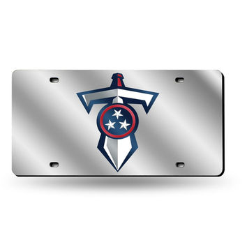 Tennessee Titans NFL Laser Cut License Plate Tag