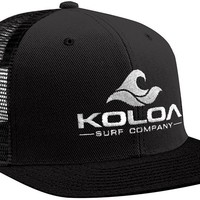 Koloa Surf Classic Mesh Back Trucker Hats in 12 Colors