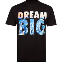 YEA.NICE Dream Big Mens T-Shirt