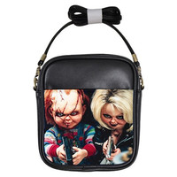 Bride of Chucky Crossbody Bag