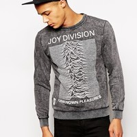 Worn By Joy Division Japan Sweat
