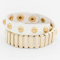 BP. Stud & Bar Wrap Bracelet | Nordstrom