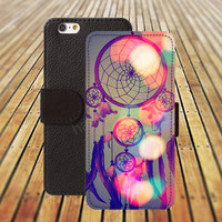 iphone 5 5s case dream catcher colorful iphone 4/4s iPhone 6 6 Plus iphone 5C Wallet Case,iPhone 5 Case,Cover,Cases colorful pattern L275