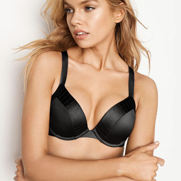 Quilted Satin Push-Up Bra - Very Sexy - Victoria's Secret