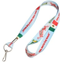 Mexico WinCraft 2014 FIFA World Cup Gameday Lanyard