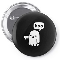 ghost of disapproval Pin-back button