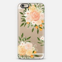 Anemones + Roses iPhone 6s case by quinn luu | Casetify