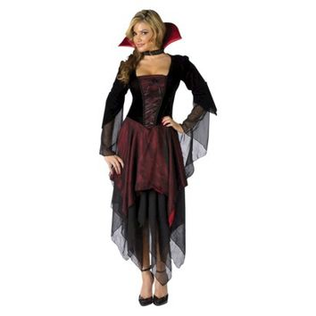 Women's Lady Dracula Costume