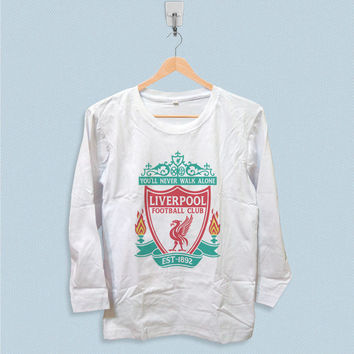 Long Sleeve T-shirt - Liverpool Logo