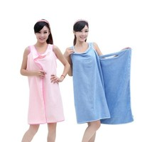 Microfiber towels Bathrobes
