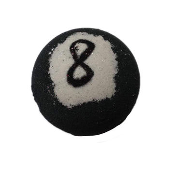 Great 8 ball bath bomb Tubby Tornado™ fun andwers inside, funny