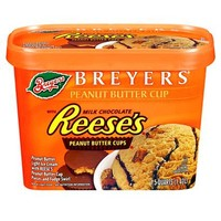 Breyers Reese's Peanut Butter Cup Ice Cream 1.5-qt.