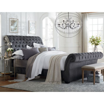Art Van Bombay Queen Upholstered Bed | Overstock.com Shopping - The Best Deals on Beds