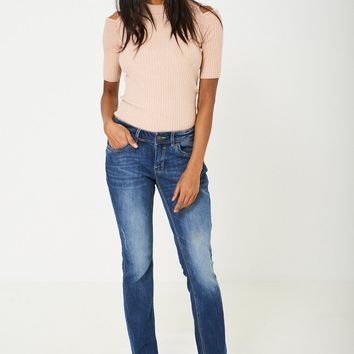 REGULAR Blue Skinny Jeans Ex Branded