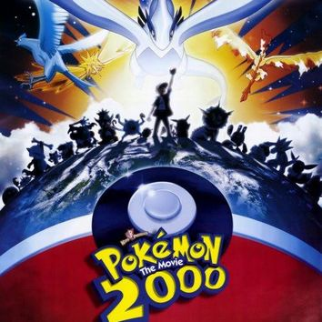 Pokemon the Movie 2000: The Power of One 27x40 Movie Poster (2000)