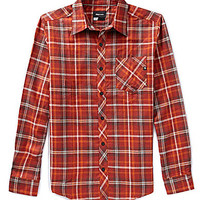 Marmot Long-Sleeve Central Flannel Woven Shirt - Greenland