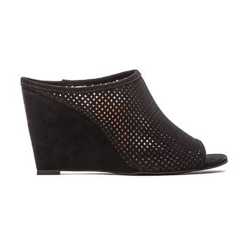 Seychelles Perfect Match Wedge in Black