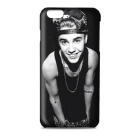 justin bieber with hat actress 3D Iphone | 4s | 5s | 5c | 6s | 6s Plus | Case