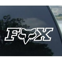 Fox Racing Logo Car/Wall Decal