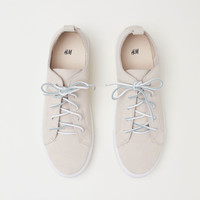 H&M Suede Sneakers $49.99