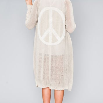 Show Me Your Mumu ~ Big Bang Sweater ~ Peace