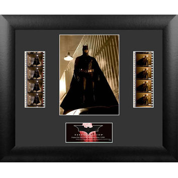 Batman Begins Double Framed Film Cell