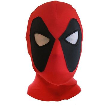 Deadpool Mask X-Men Mask Balaclava Halloween Costume Hood Cosplay Headwear Full Face Mask Hot Selling